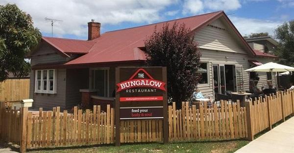 Bungalow Restaurant Drysdale