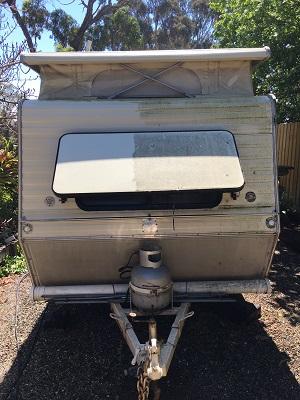 Caravan clean Geelong