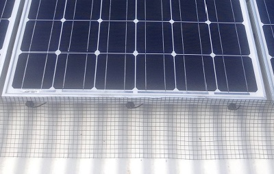 Solar Panel Bird Proofing Mesh Point Lonsdale