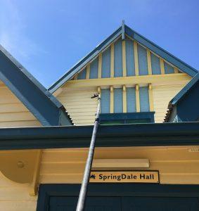 Exterior House Washing Geelong