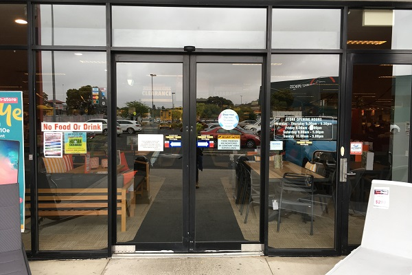 Commercial Window Cleaning Geelong